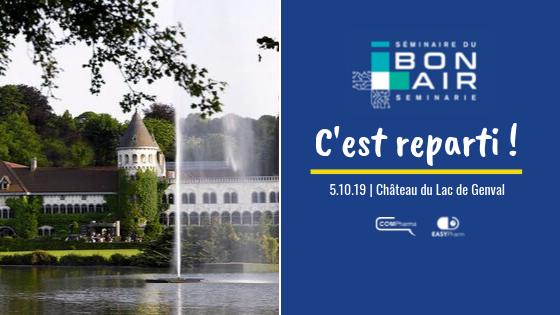 COMPharma au Salon du Bon Air – 2019