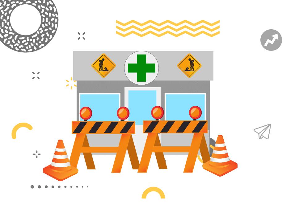 Travaux, rénovation, déménagement : comment communiquer efficacement vers mes patients ?