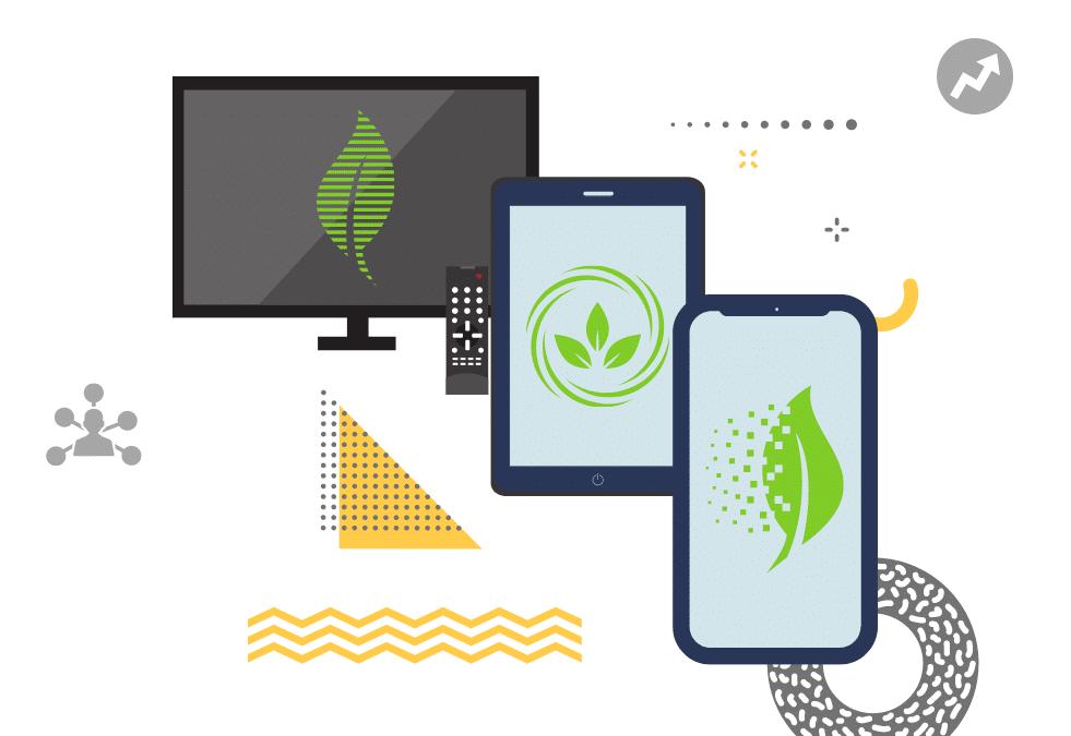 Du plexi à l'écran, le digital à l'intérieur de la pharmacie