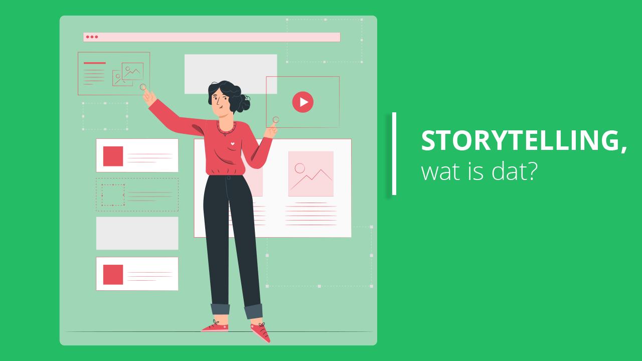 Storytelling, de hippe marketingstrategie voor mijn apotheek