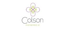logo pharmacie colson